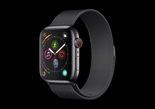 Apple Watch 42/44MM Band Black - Milanees