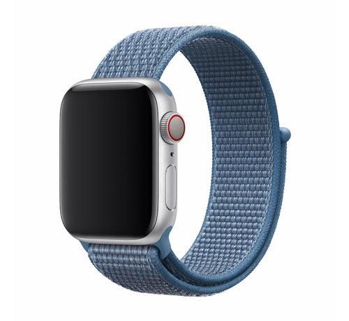 Devia Apple Watch 38/40MM Bandje Cape Blauw - Nylon