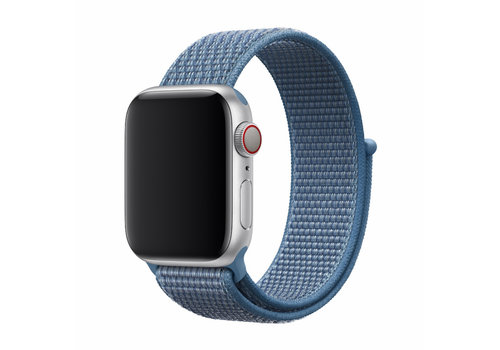 Apple Watch 42/44MM Bandje Cape Blauw - Nylon