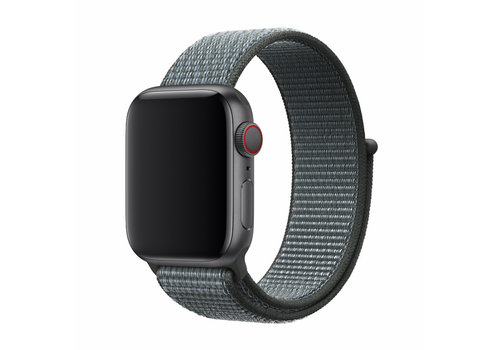 Apple Watch 42/44MM Bandje Storm Gray - Nylon