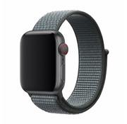 Devia Apple Watch 38/40MM Bandje Storm Gray - Nylon