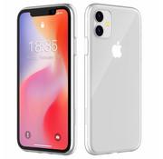 Colorfone iPhone 12 en 12 Pro Hoesje Transparant - CoolSkin3T