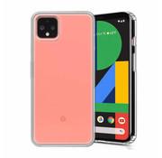 Colorfone Google Pixel 5 Hoesje Transparant - CoolSkin3T
