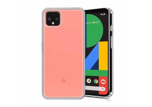 Google Pixel 5 Hoesje Transparant - CoolSkin3T