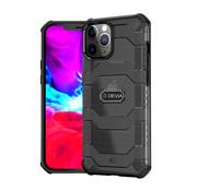 Devia iPhone 12 Mini Hardcase Hoesje Zwart - Vanguard