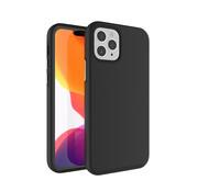 Devia iPhone 12 Mini Siliconen Hoesje Zwart - KimKong