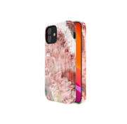 Kingxbar iPhone 12 Mini Hoesje Roze Kristal