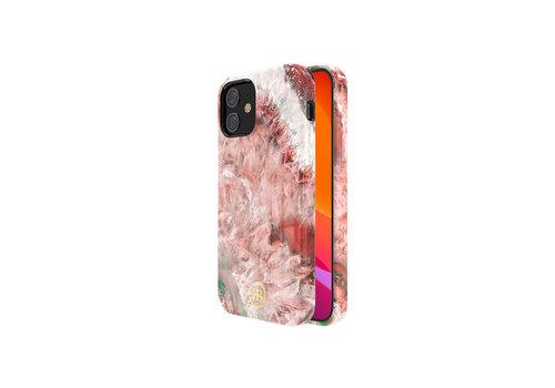 iPhone 12 Pro Max Hoesje Roze Kristal