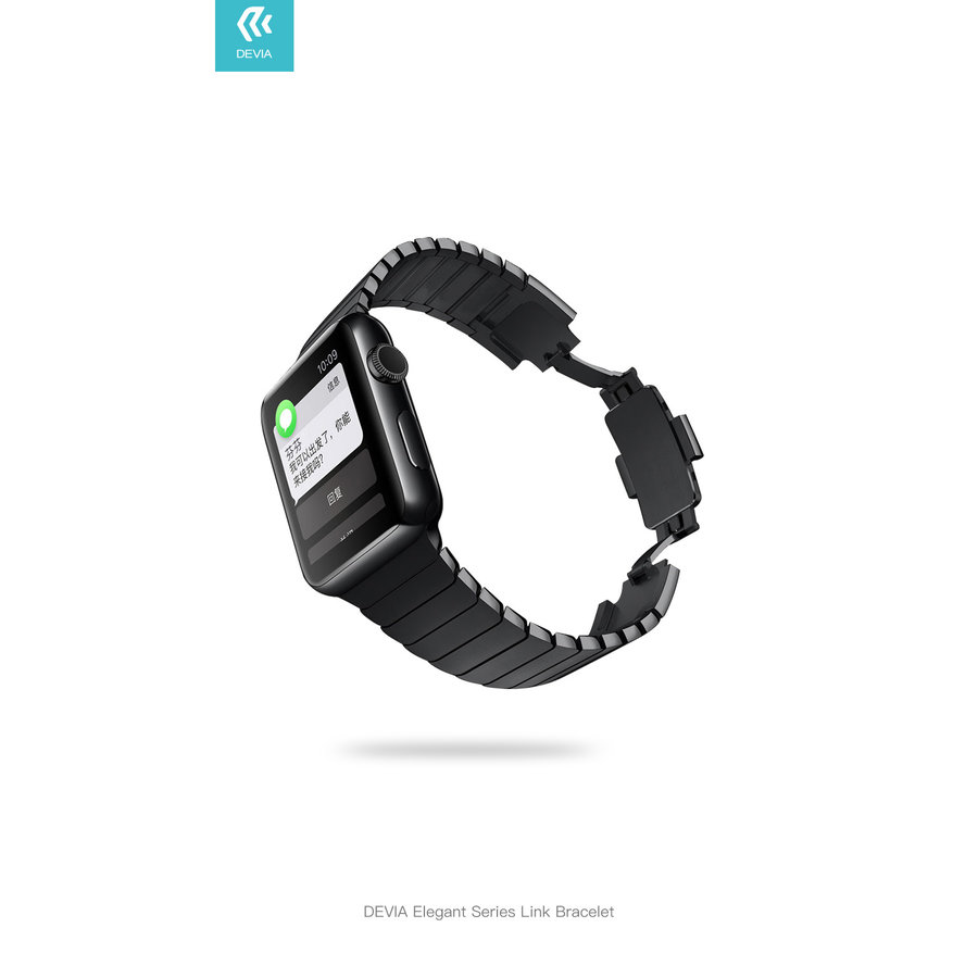Apple Watch 38/40MM Band Black - Link