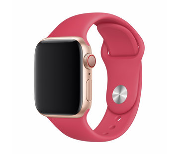 Devia Apple Watch 38/40MM Bandje Rood- Sport Strap