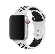 Devia Apple Watch 42 / 44MM Band White - Sport Deluxe