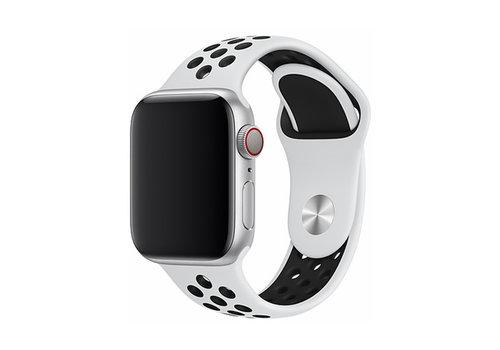 Apple Watch 42/44MM Bandje Wit - Sport Deluxe
