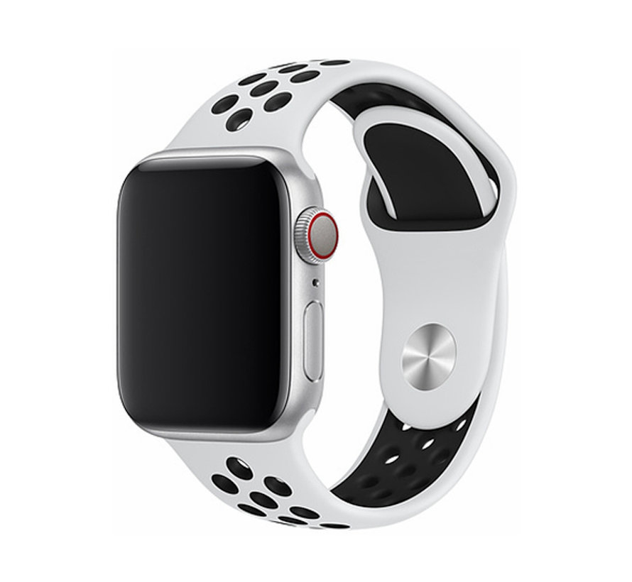 Apple Watch 42 / 44MM Band White - Sport Deluxe