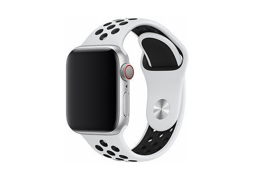 Apple Watch 38/40MM Bandje Wit - Sport Deluxe