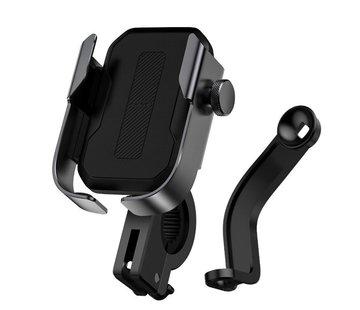 Baseus Telefoonhouder Fiets en Motor  4.7 tot 6.5 inch