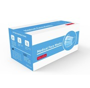 3NOD Disposable Masks Type IIR 3-layer 50 pieces