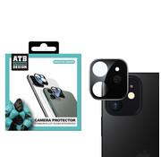 Atouchbo iPhone 12 Mini  Black Camera - Screenprotector Lens ATB