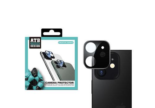 iPhone 12 Mini Lens Protector Zwart ATB