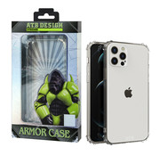 Atouchbo iPhone 12 Pro Max Case  - Military