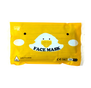 E-YOU Kinder mondmaskers 3-laags - 10 stuks