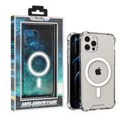 Atouchbo iPhone 12 Mini hoesje MagSafe