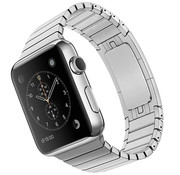 Devia Apple Watch 38/40MM Armband Silber -Link