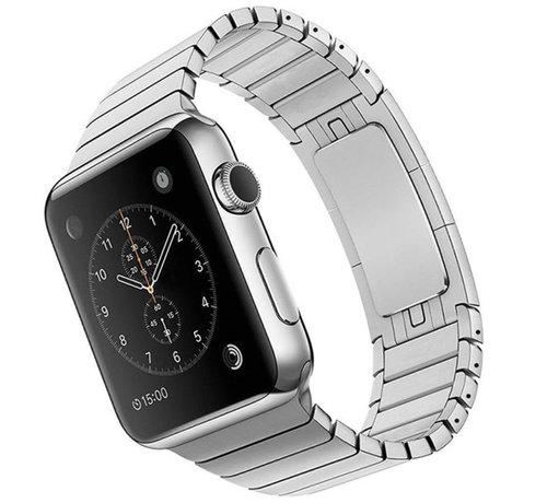 Devia Apple Watch 38/40MM Bandje Zilver - Link