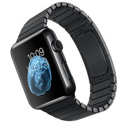 Devia Apple Watch 38/40MM Metal Link Strap Black
