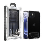 Atouchbo iPhone 12 Mini Case Transparent - AntiShock and Standard