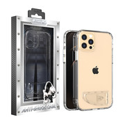 Atouchbo iPhone 12 Pro Max Hoesje Transparant - AntiShock en Standaard