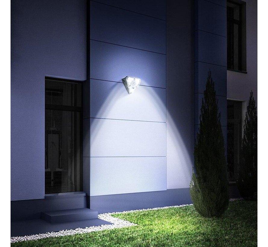 Buitenlamp op zonne-energie met bewegingssensor