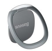 Baseus Invisible Holder Ring Magnet Silver