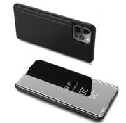 ClearView Cover voor Apple iPhone 13 mini  Zwart