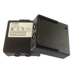 Batterij 9,6V 0,6Ah NiMH (oud model)