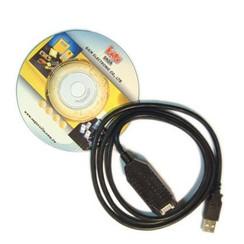 SAGA1-L Software + Kabel USB