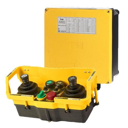SAGA SAGA1-L40N1 zender & ontvanger (nieuw model dip-switch)