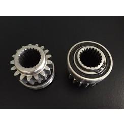 DH500/600 driven gear wheel