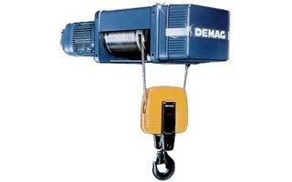 DEMAG DH rope hoist
