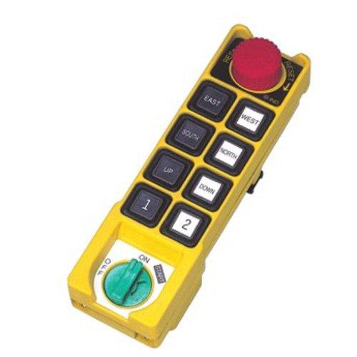 SAGA SAGA1-K2 Transmitter housing incl. buttons & cover