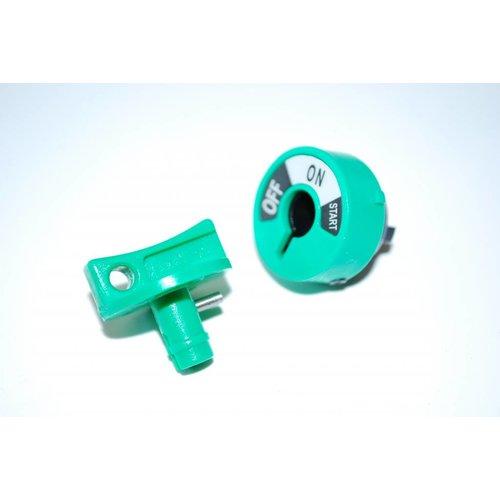 SAGA SAGA1-K2 set de clefs pour émetteur