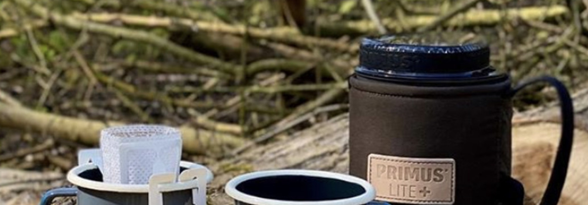 Brew delicious coffee in the great outdoors