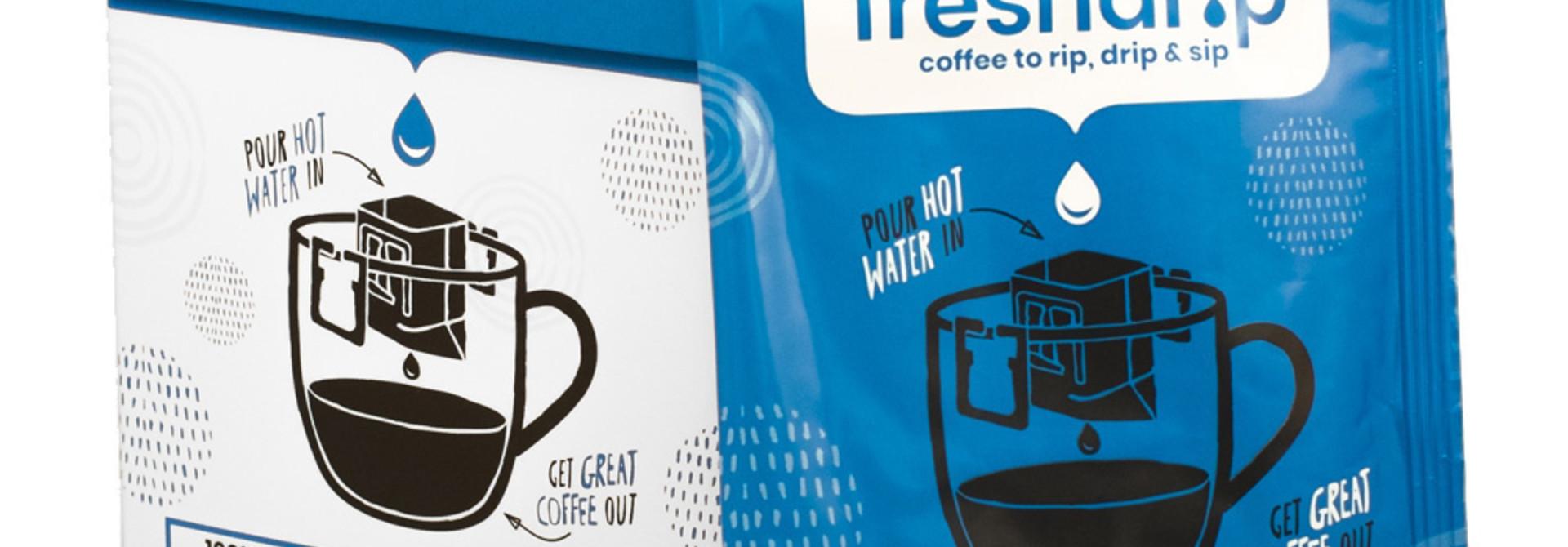 Cafeïnevrij filterkoffie | Ethiopië | 7 Freshdrips