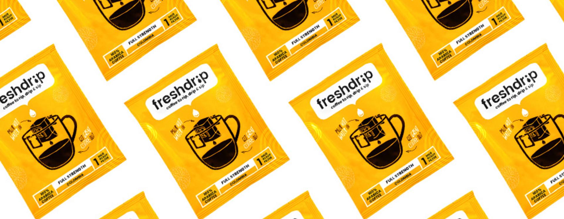 Freshdrip Volle Sterkte Filter Koffie