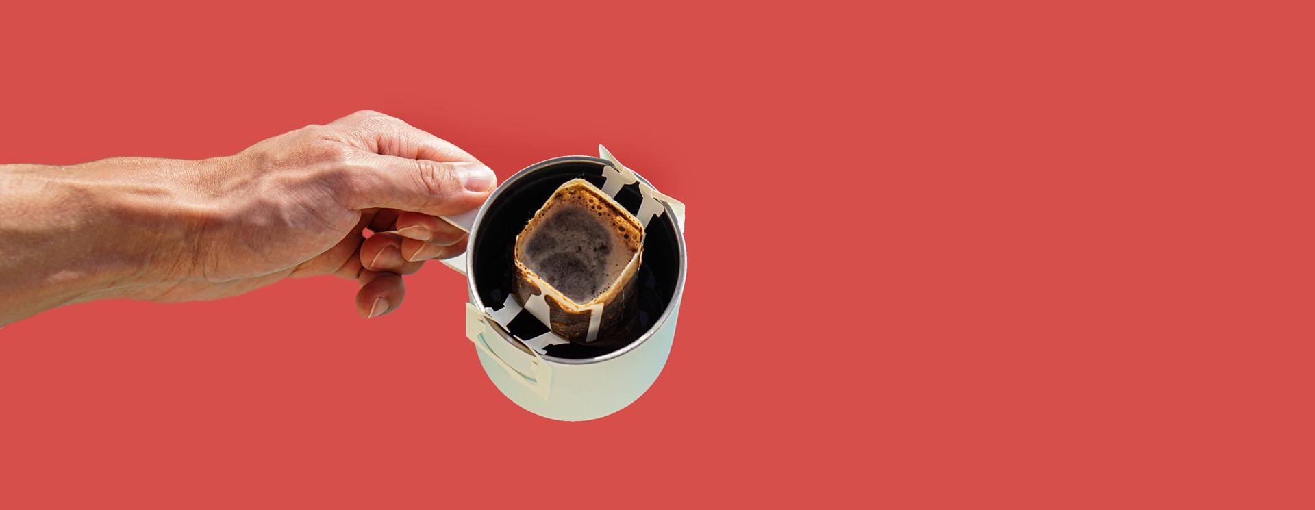 Freshdrip Medium Strength Filter Coffee
