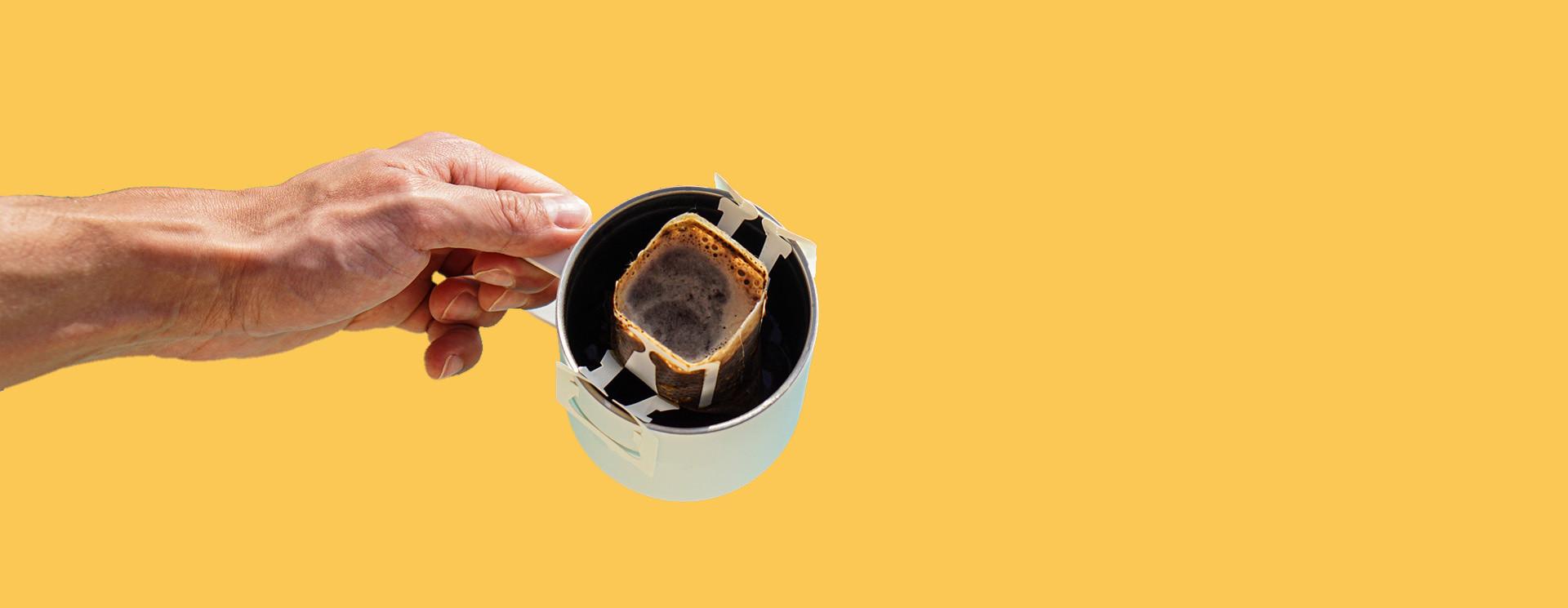 Freshdrip Full Strength Filter Coffee