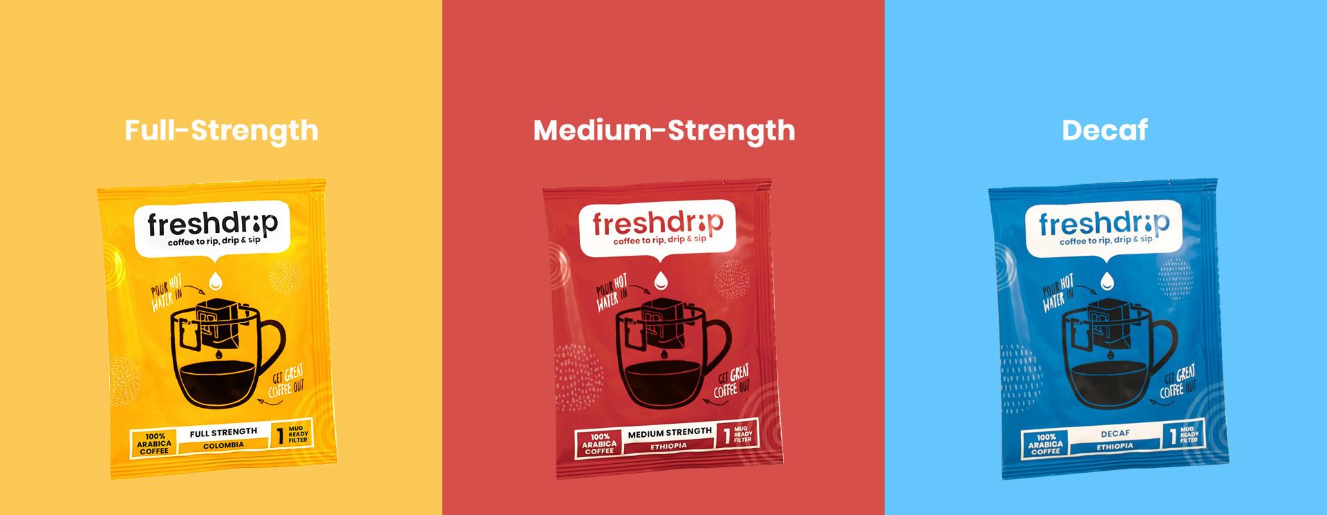 Shop Freshdrip Filter Koffie