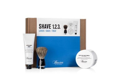 Baxter of California Baxter Shave 1.2.3