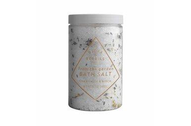 Bjork & Berries From the garden Bath Salt