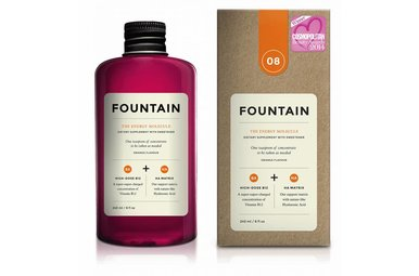 Fountain The Energy Molecule - 240ml