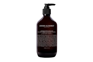 Grown Alchemist Intensive Body Exfoliant, inca-Inchi Pumice, Activated Charcoal 200 ml